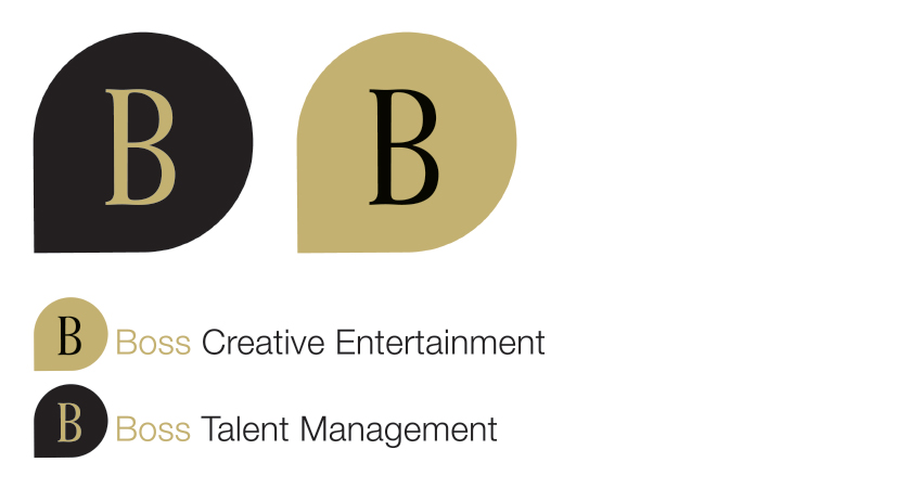 Boss Creative Entertainment Branding
