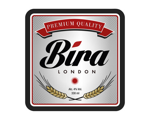 Bira London | Branding and Corporate Identity